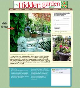 Hidden Garden Tour